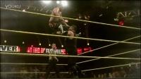 WWE NXT萨摩亚乔与凯文一对一欧文斯在本星期三