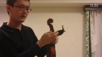 小提琴肩垫(肩托)安装方法