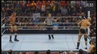 【中文字幕解说】WWE巨兽锁喉抛摔摧毁罗曼 _超清