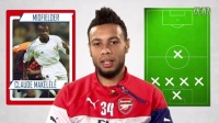 Francis Coquelin~s ultimate XI - Ronaldo, Zidane, Messi and more!