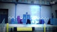 AE制作能量传送门最终渲染