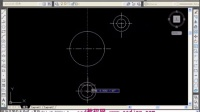 AutoCAD-2011-机械绘图实例教程02.10 绘制垫片