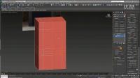 3dmax.用涡轮平滑建模【模型云】