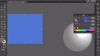 潭州AI平面设计教程之3D绕转 贴图效果 柔光效果 高尔夫球制作