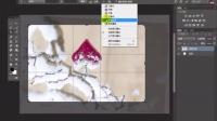 [PS]Photoshop CC基础入门教程ps工具操作讲解ps设计制作抠图去水印美化教程 1裁剪切片吸管工具讲解