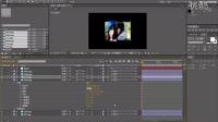 AE初学视频教程-6张相片包装成盒子的参数设置方法
