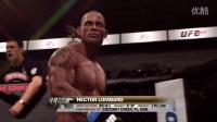 UFC 李小龙第二回合KO对手