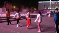吉林站东方明珠广场舞集体7连步