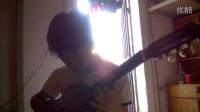 【琴友】吉他指弹原版  《天空之城》