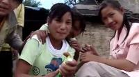 緬甸果敢民間單純的女孩