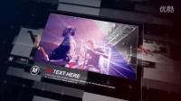 1012_时尚动感展示动画AE模板