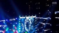 张碧晨淮南超级巨星演唱会个人片段