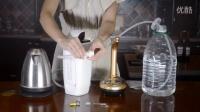 乐淘水智能 LTS-81B泡茶净水器机2安装使用视频
