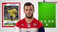 jack wilshere~s ultimate xi including fabregas, gerrard and more!