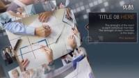 AE451 圆形大屏幕照片墙公司企业人物团体产品视频图片展示宣传片AE模板