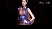 成人情趣内衣时装秀 爱慕透明装无内衣秀时装秀(薄紗裁縫) October Model fashion show