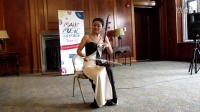 Erhu Ting Li ~Make Music Chicago~ Czardas Violin 李婷 二胡 查尔达斯