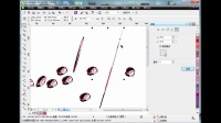 CorelDraw教程  CDRX6教程 CDR零基础第14课:变换菜单之对象大小与倾斜对象