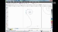 CorelDraw教程  CDRX6教程 CDR零基础第19课:螺纹和图纸工具的运用