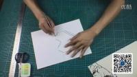 六盘水米汤3d纸雕之爱心纸雕纸雕教程