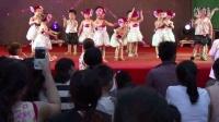 小天使幼儿园2015汇演:舞蹈《兔子舞》托班