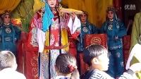 红牡丹演出晋剧《算粮登殿》
