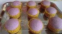 蒸蛋糕最好吃的口味,紫薯蒸蛋糕
