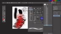 [PS]ps铅笔工具、画笔工具讲解Photoshop基础教程ps入门零基础教程ps操作讲解
