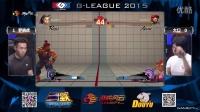 G联赛2015-终极街霸4-B组-150601-罗晓虎 VS 大口