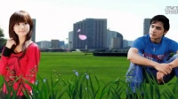 情歌 《姑娘给点爱》 Flash动画制作:曾经  视频制作:老玩童崔