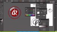 PS设计教程-089标志设计-传智播客网页平面
