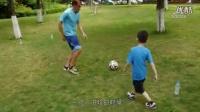 阿迪达斯麦斯足球训练法——第6集一对一(青少年)