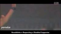 足球赛场上十个令人肃然起敬的时刻-经典足球视频