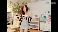 韩国美女牛仔女主播火辣热舞 (4)