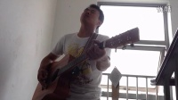 吉他弹唱 汪峰 青春 执着音乐琴坊 布鲁克单板吉他试听音色