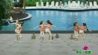 幼儿现代舞《卖花姑娘》