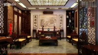 红木家具展厅中式装修设计案例—东方神韵中式设计机构