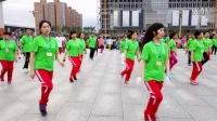 吉林站东方明珠广场舞7月1日感谢吉林银行的友情赞助的表演1