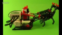 Lego EV3 圣诞雪橇