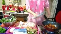 吃播投稿微信cnzdch——吃出个未来·韩国女主播吃货男主播吃饭直播真的是什么都吃,大胃王减肥美食视频美食人生大学生做菜6