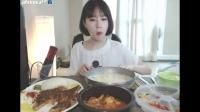 吃播投稿微信cnzdch——吃出个未来·韩国女主播吃货男主播吃饭直播真的是什么都吃,大胃王减肥美食视频美食人生大学生做菜3