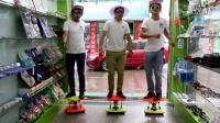 狼人创业者  韩国双弹簧减肥塑身扭腰机跳舞机运动踏步机健身腰盘  厂家直销
