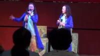 山东吕剧院送戏下乡泰安 高静姊妹演出唱段(2015、7、2) 00126_高清