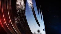 Videohive-Dark Spirit Logo Reveal 震撼金属玻璃质感暗灵标志展示AE模板
