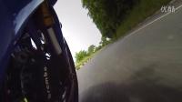 2015款铃木 GSX-S1000F 曼岛骑行