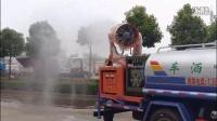 绿化喷洒车工作视频 绿化洒水车 喷洒水车多少钱一辆?