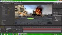 [AE]【AE教程】After Effects制作3D下雨特效教程