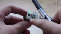 苹果5W绿点充电器:真假辨别(超清)_高清