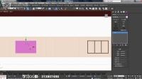 3dmax教程别墅外观模型整体制作第二期-艾巴优室内设计视频教程