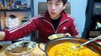 33奔驰哥老视频,微信:cnzdch——大胃王吃出个未来·韩国女主播吃货韩国吃饭直播真的是什么都吃,大胃王减肥美食视频美食人生大学生做菜